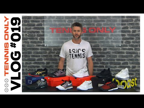 Our Top 3 Favorite Tennis Shoes Explained -- Tennis Only🇦🇺 VLOG #19