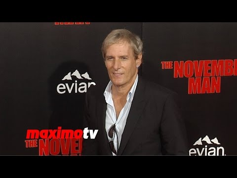 Michael Bolton | The November Man Premiere | Red Carpet Arrivals