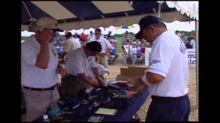Jerry Miculek 1999 World Record shooting (behind the scenes)| Fastest shooter in the world!
