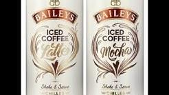 Baileys Iced Coffee Mocha 4% & Jameson Crested Irish Whiskey.