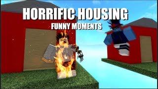Orribile alloggio momenti divertenti - Roblox