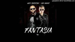 Alex Sensation, Bad Bunny   Fantasía (Audio Oficial)