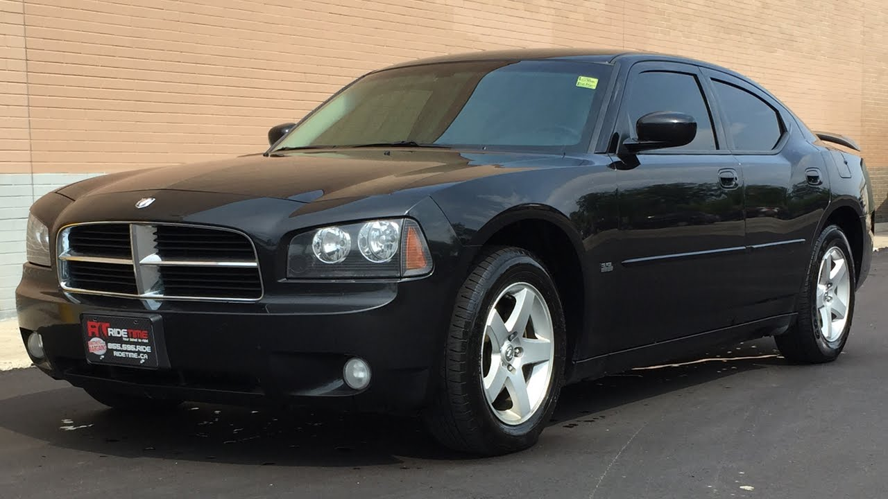 2010 Dodge Charger SXT - Tinted Windows, Power Locks & Windows, Rear ...
