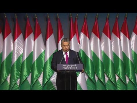 Orban cracks down on Soros-backed university and NGOs
