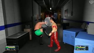 Best of Gore and Perkins WWE 2K Funny Moments #2!