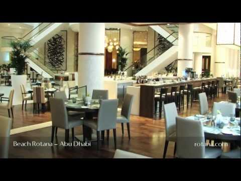 Restaurants @ Beach Rotana Hotel in Abu Dhabi, United Arab Emirates