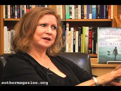interview with authormagazine.org: Sue Miller