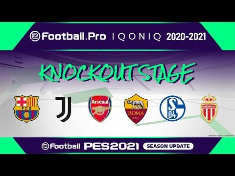 PES | eFootball.Pro IQONIQ 2020-21 | KNOCKOUT STAGE