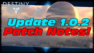 Destiny Loot System & Cryptarch Patch Is Live! Destiny Update 1.0.2 Patch Notes!