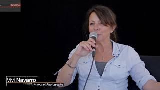 La Grande Evasion 2017 - interview de Vivi Navarro