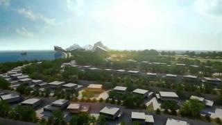 Zira Island (Nargin) Project (Baku Bay, Azerbaijan)- Zir  Adas  layih si   - YouTube.flv