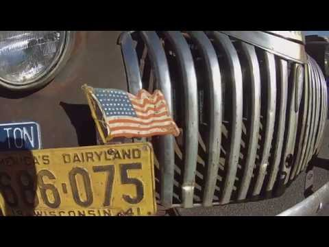 1941 Chevy pick up truck half ton survivor Petina unrestored rides and drives