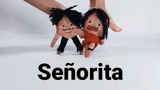 손가락춤) Shawn Mendes, Camila Cabello - Señorita/Finger dance) Shawn Mendes, Camila Cabello - Señorita
