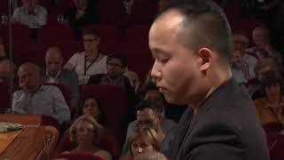 Shintaro Kawahara – J.S. Bach, Prelude and Fugue in E major, BWV 878 (First stage)