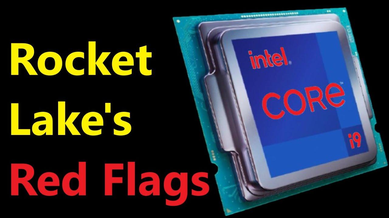 Intel at CES 2021: Ice, Tiger, Rocket, Jasper, and Alder Lake