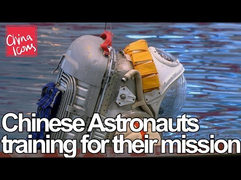 Watch how Chinese astronauts prepare for space missions | A China Icons Video