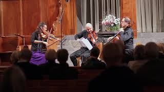 E.Carter: String Trio |  Swiss Chamber Soloists