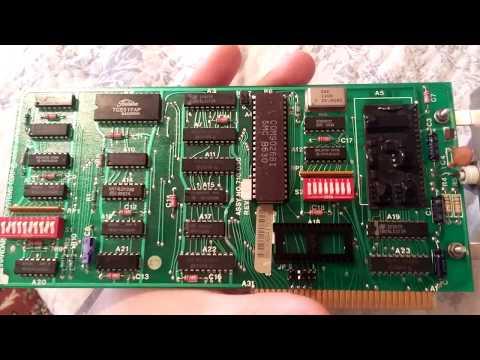 ALLOY EarthStation-I diskless workstation + Novell Netware 286 through ARCnet