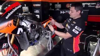 MotoGP Workshop - Changing gears