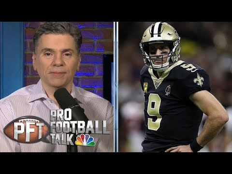 Will Drew Brees or Philip Rivers have longer career? | Pro Football Talk | NBC Sports