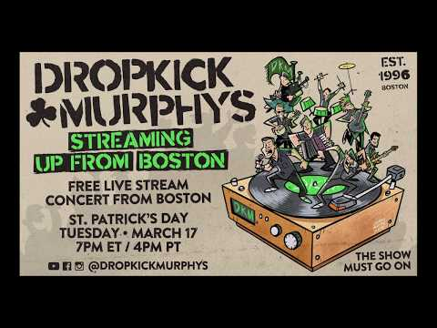 Streaming Up From Boston | March 17 2020
