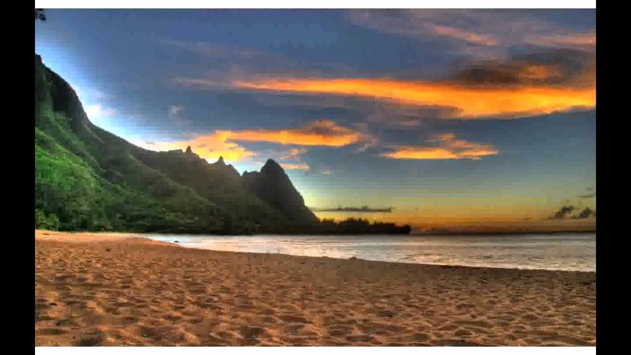 Beautiful Beach Sunset Pictures