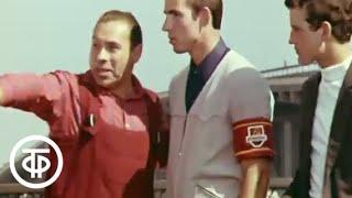 """Смеханические приключения Тарапуньки и Штепселя. Серия 1. """"Человек или машина?"""" (1970)"""