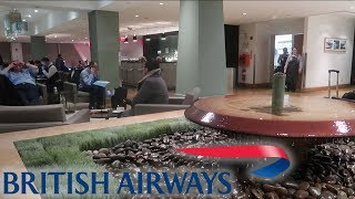 Lounge Review: British Airways Galleries Lounge JFK T7