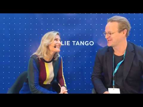 Charlie Tango Live Studio at Digital Copenhagen with Liselotte Lyngsø