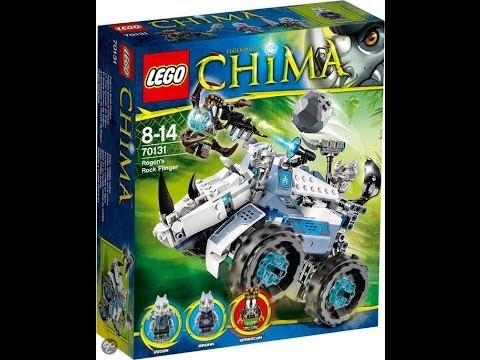 Finalized Legends of Chima 2014 Set Pictures!