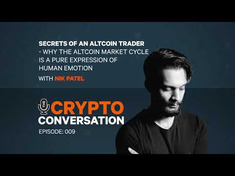 Secrets Of An Altcoin Trader - Why The Altcoin Market Cycle Is A Pure Expression Of Human Emotion