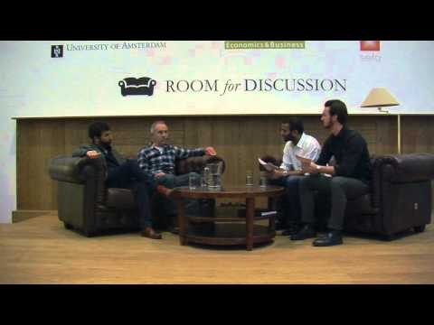 Room for Discussion presents: Conflict in the Middle East - Iran & Saudi Arabia
