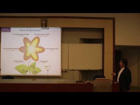 IEEE AP/MTT/EMC/ED Turkey Seminars - Prof. Ibrahim Tekin, May 2, 2017