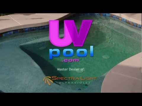 "UV Pool ""Green Pool Clean Up"""