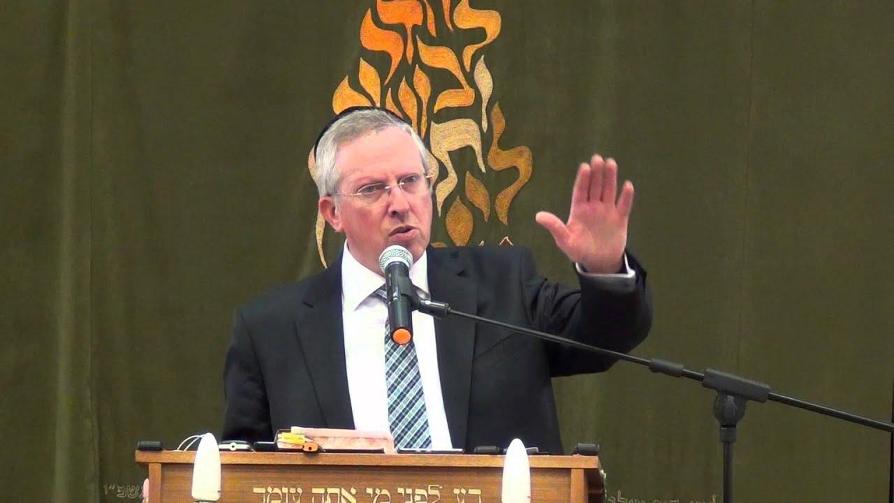 הרב נויגרשל (HD) שיעורים בפרשת השבוע - בראשית, וישלח