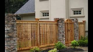 Wonderful Bamboo Gate Ideas for your Home and Garden