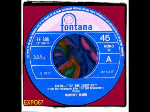 MANFRED MANN  UP THE JUNCTION THEME