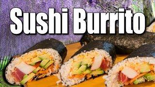 Sushi Burrito - Handle it