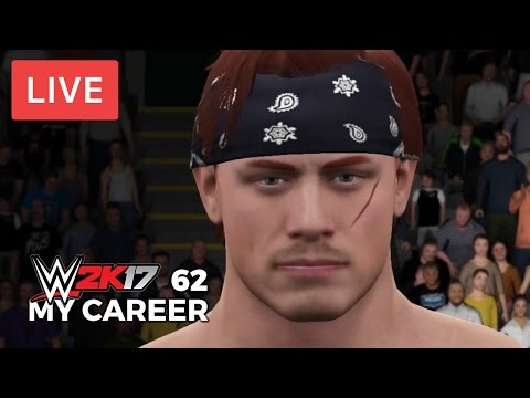 WWE 2K17 My Career Mode Ep 62 | BATTLEGROUND PPV!! (WWE 2K17 MY CAREER LIVE)