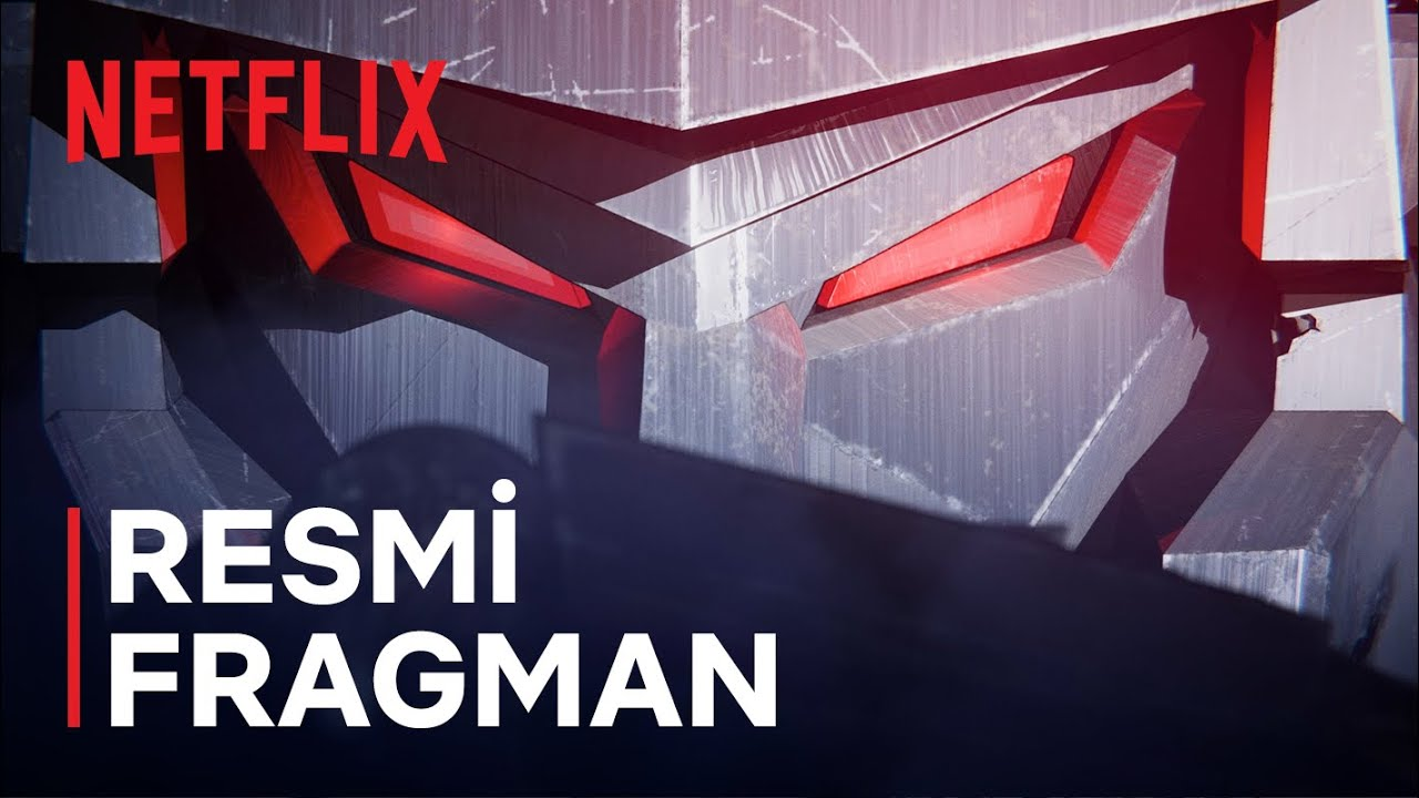 Transformers: War For Cybertron Trilogy - Kuşatma | Resmi Fragman | Netflix
