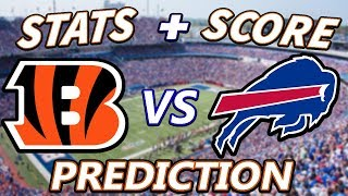 Cincinnati Bengals vs Buffalo Bills PREDICTION (Madden 20 NFL WEEK 3 PREVIEW)