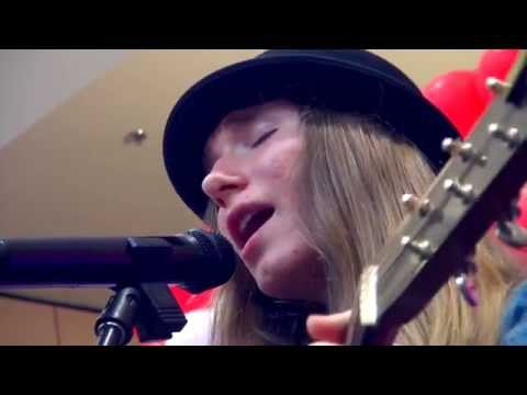 Sawyer Fredericks On The Attack Clarksville TN