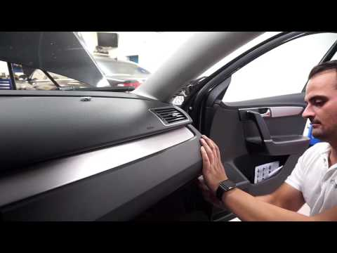 Installera DAB+ i VW Passat - Integrerad DAB i RNS510