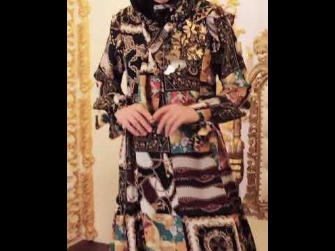 Neniku 081289996598 Busana Muslim Terbaru Hikmat Fashion A8882 Youtube