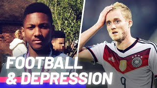 How are football players depressed when they earn so much money? | Oh My Goal