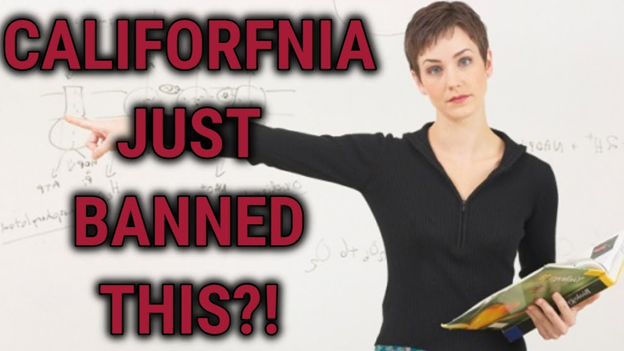 Sinatra_Says California Bans School Suspensions For The Most SJW Reason Ever.