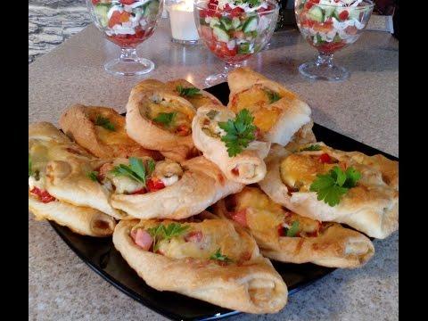 Лодочки из баклажанов с фаршем - пошаговый рецепт с фото