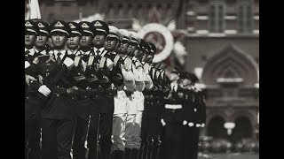 Парад Победы в Москве 9 мая 2015. Red Alert 3 Theme Soviet March 2015