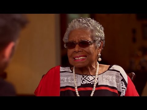 Maya Angelou full interview with George Stroumboulopoulos | George Stroumboulopoulos Tonight | CBC