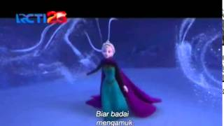 "Disney's Frozen - ""Lepaskan""/""Let it Go"" (Dubbing Bahasa Indonesia/Indonesian Dub)"